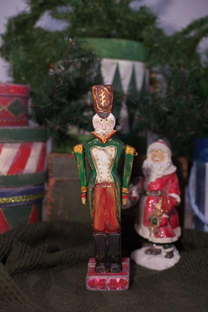 Деревянный солдат Щелкунчик