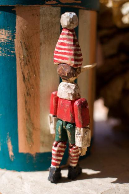 деревянная кукла буратино