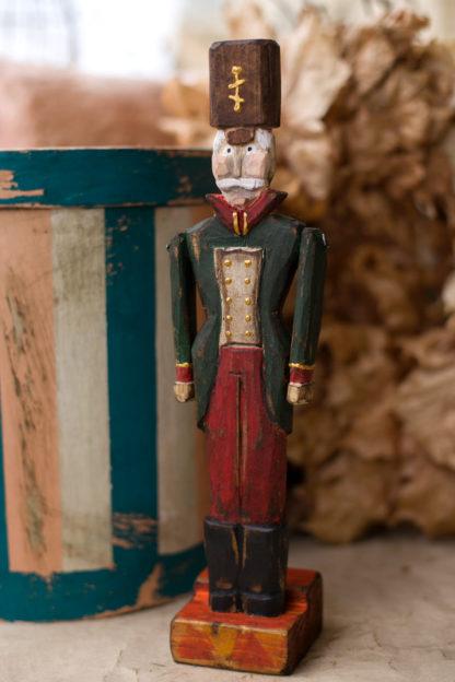 интерьерная кукла солдат