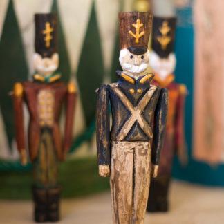 деревянный солдатик купить